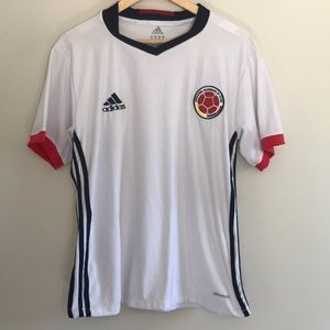 Adidas Columbia Soccer Jersey